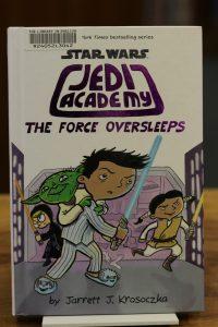 The Force oversleeps by Jarrett J Krosoczka