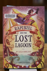 Rapunzel and the lost lagoon by Leila Howland