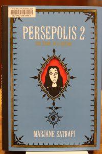 Persepolis 2: the story of a return by Marjane Satrapi