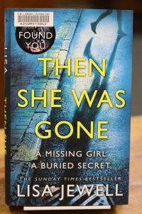 The she was gone by Lisa Jewell