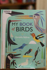 My Book of birds by Geraldo Valerio