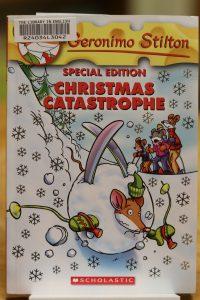Christmas catastrophe by Geronimo Stilton