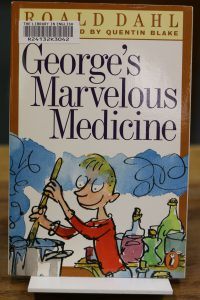 George's marvelous medecine by Roald Dahl