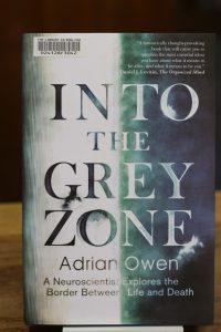 Into the grey zone by Adrian Owen