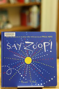 Say Zoop by Hervé Tullet