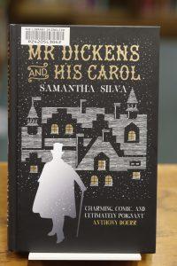 Mr Dickens and his carol by Samantha Silva