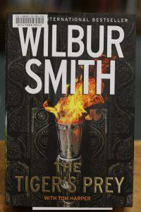 The tiger's prey by Wilbur Smith