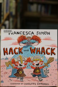 Hack and whack by Francesca Simon