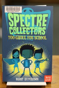 Too ghoul for school by Barry Hutchison